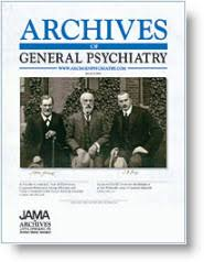 Archives General Psychiatry